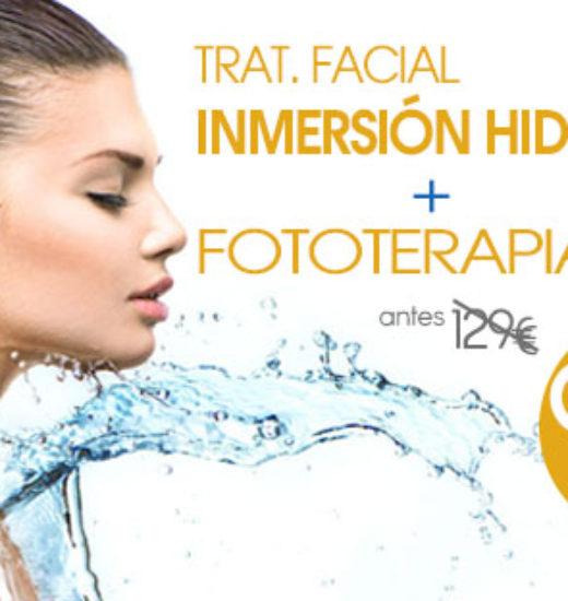 Facial Inmersion + Fototerapia