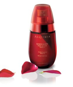 SENSUALITY BODY NECTAR 50ML.
