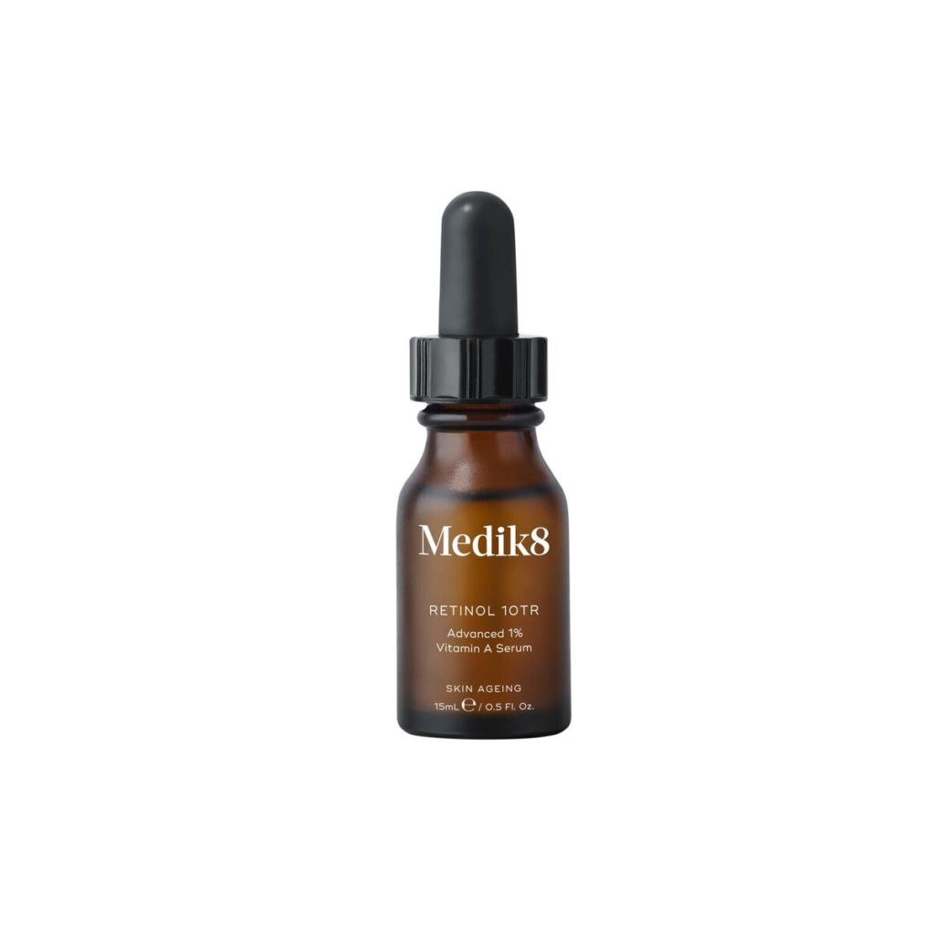 Bote de suero de retinol