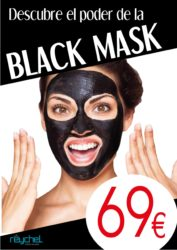 Facial BLACK MASK Ene19