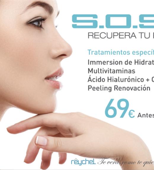 SOS Recupera tu piel